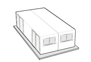 casa fabricada con dos contenedores maritimos
